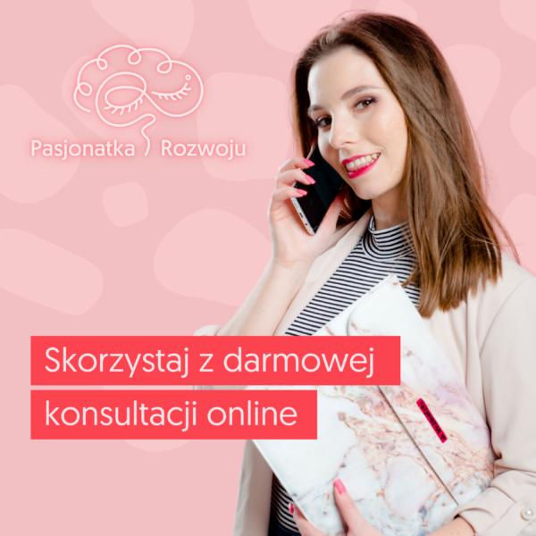 Darmowa konsultacja online